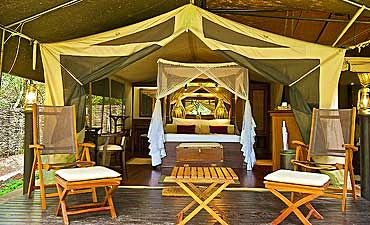 ACCOMMODATIONS IN AFRICA