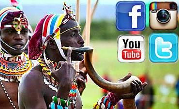 AFRICA SOCIAL MEDIA NEWS