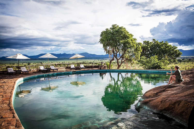 Apoka Safari Lodge Kidepo Valley View