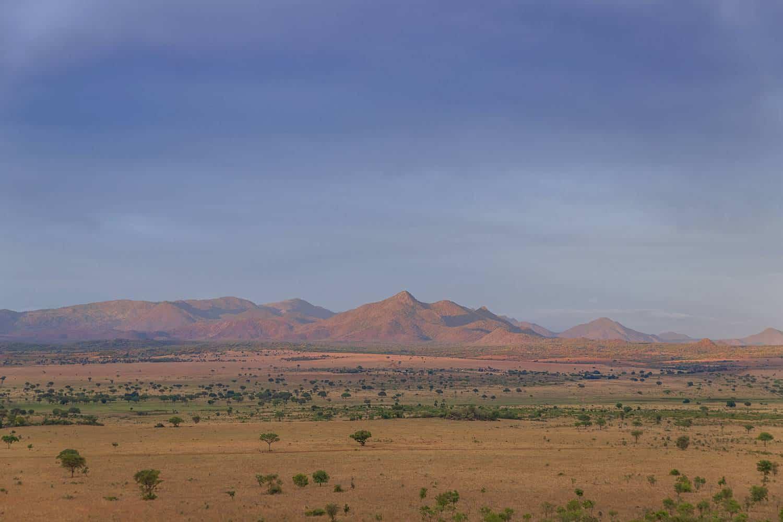 The Vistas Of Mount Morungole