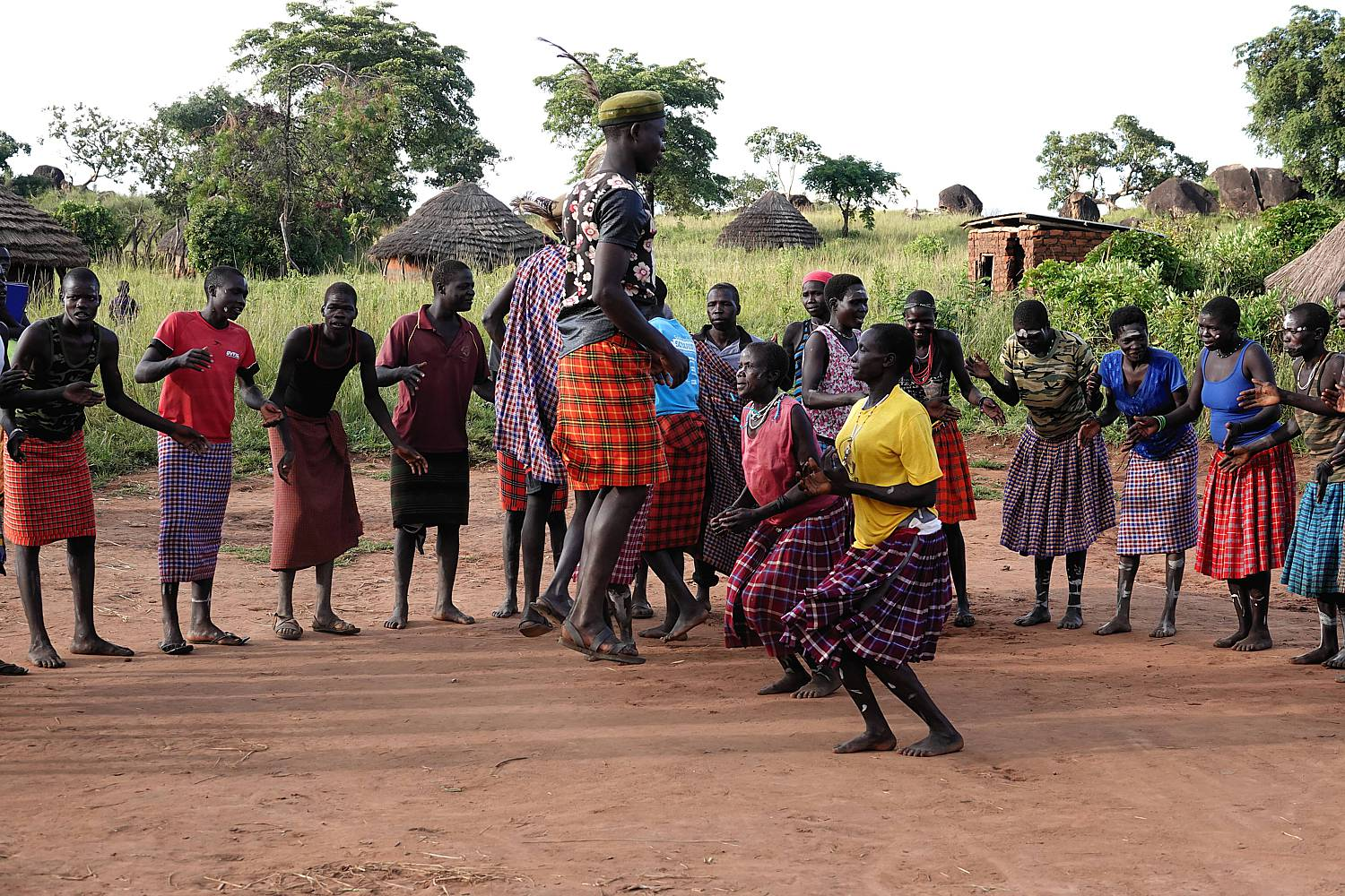 The Tribal Lands Of Kidepo