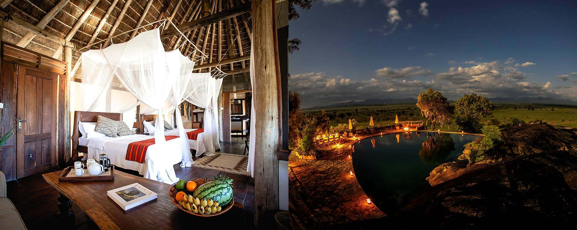 Where To Stay At Kidepo Valley