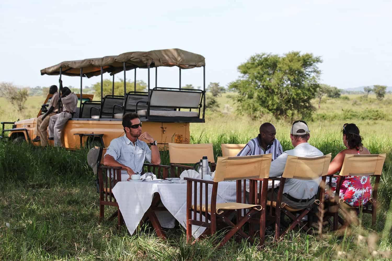 Apoka Safari Lodge Meals Kidepo Valley Dining