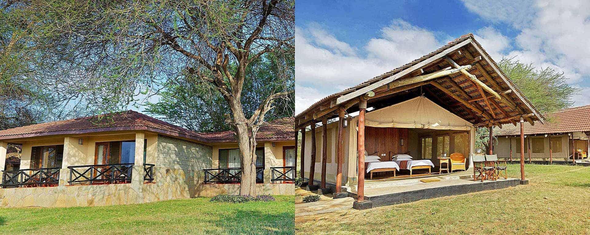 Ashnil Aruba Lodge, Tsavo East - Kenya - AfricanMecca Safaris & Tours