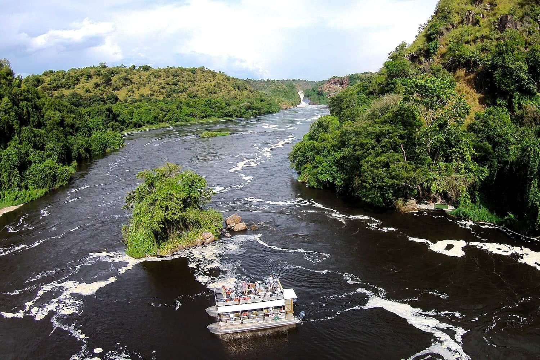 Murchison Falls Park - An Overview