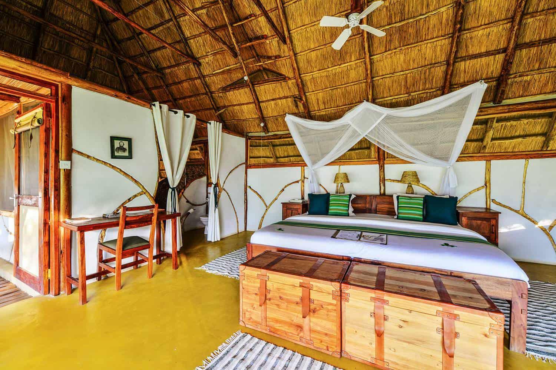 Baker's Lodge Accommodation Murchison Falls