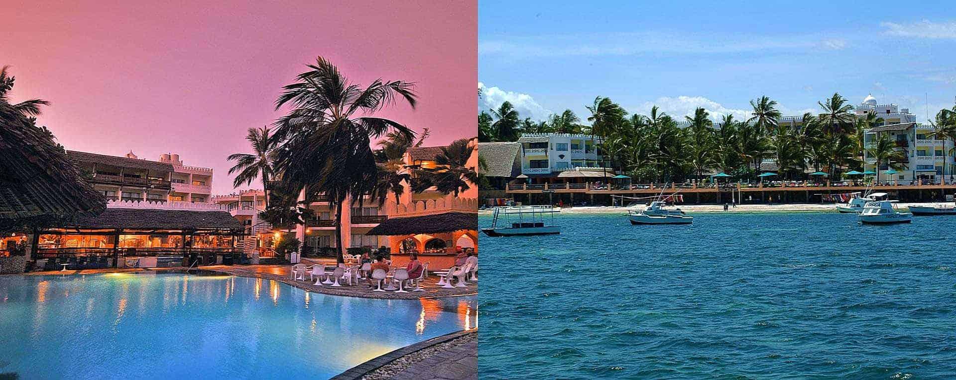 Expert Rating Reviews >> Bamburi Beach Hotel - Mombasa North Beach Accommodation In ...
