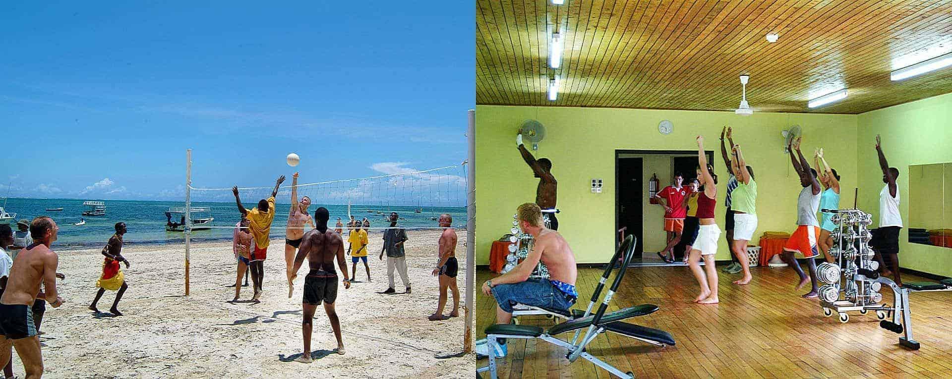 Bamburi Beach Hotel Mombasa Kenya