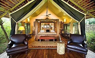 AFRICA LODGES & CAMPS