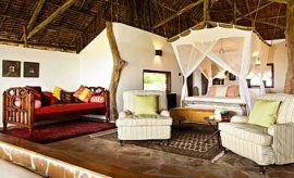 PLACES TO STAY IN SELOUS