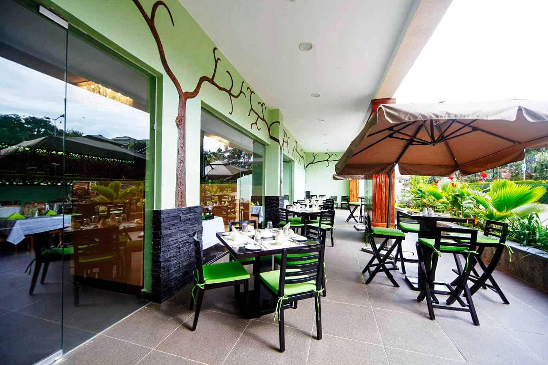 Best Western Premier Garden Hotel Entebbe Meals Entebbe Dining