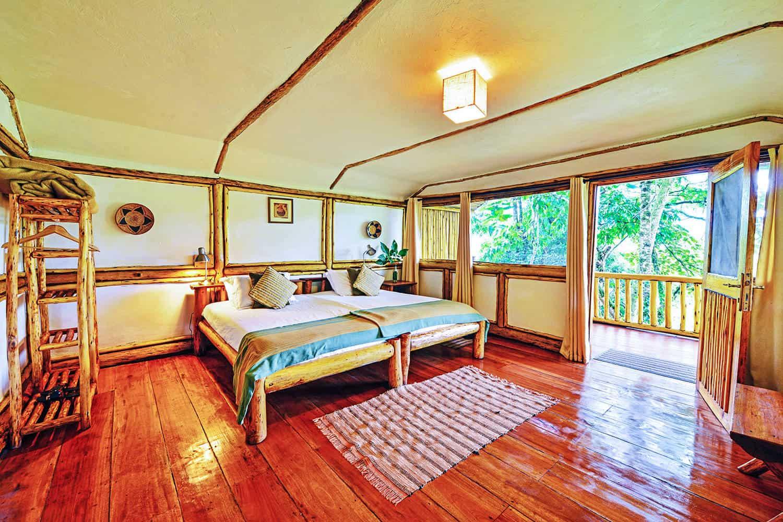 Buhoma Lodge Accommodation Bwindi