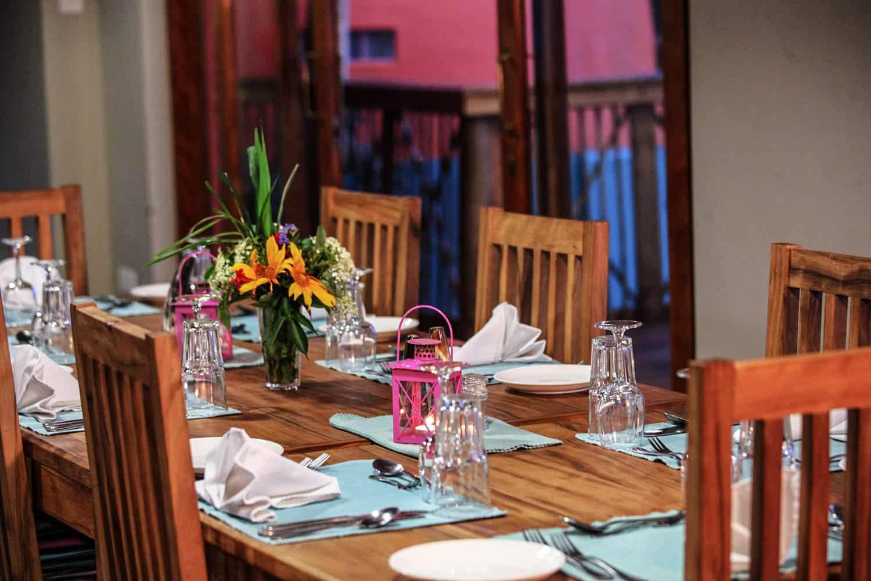 Chameleon Hill Lodge Meals Bwindi Dining