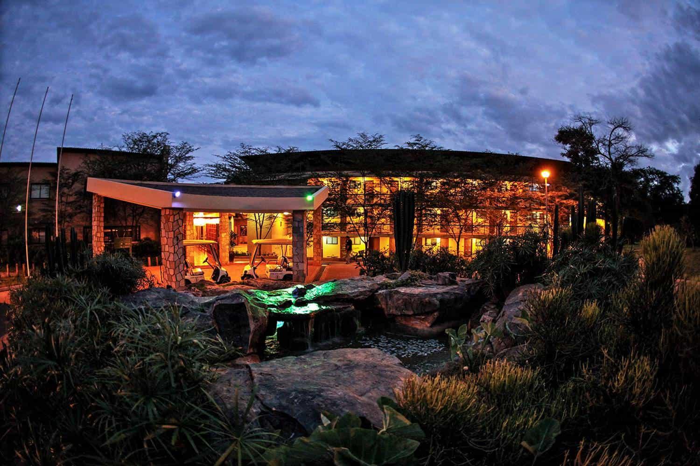 Chobe Safari Lodge Murchison Falls Park View