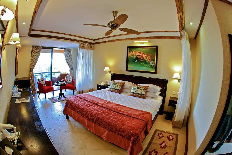 Chobe Safari Lodge Accommodation Murchison Falls