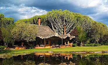 CHUI LODGE