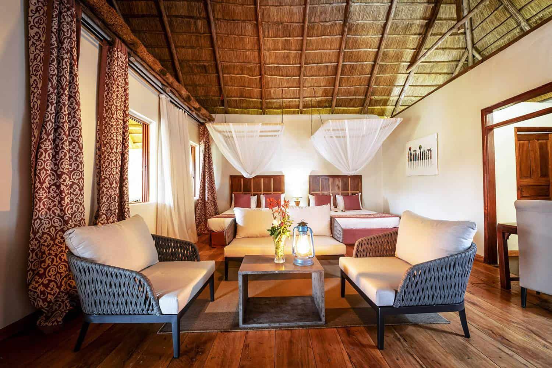 Crater Safari Lodge Accommodation Kibale