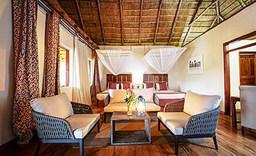 WHERE & BEST PLACES TO STAY IN KIBALE
