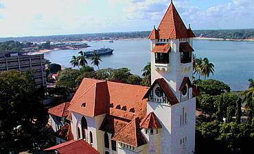 DAR ES SALAAM TOURS & ATTRACTIONS