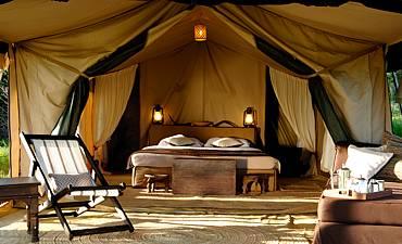 TANZANIA LODGES & CAMPS