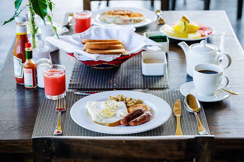 Elephant Plains Lodge Meals Queen Elizabeth Dining