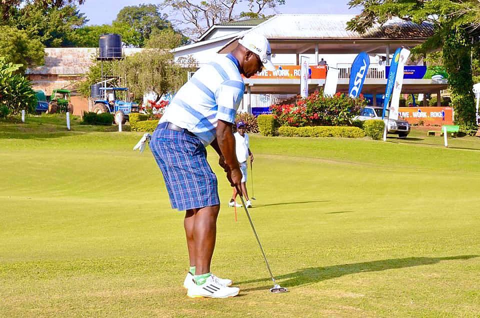 Entebbe Golf Club Experience