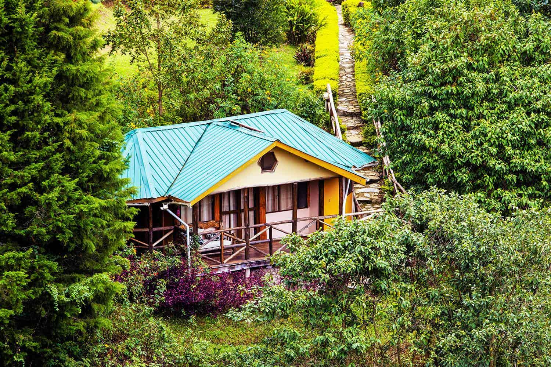 Gorilla Safari Lodge Bwindi Park View
