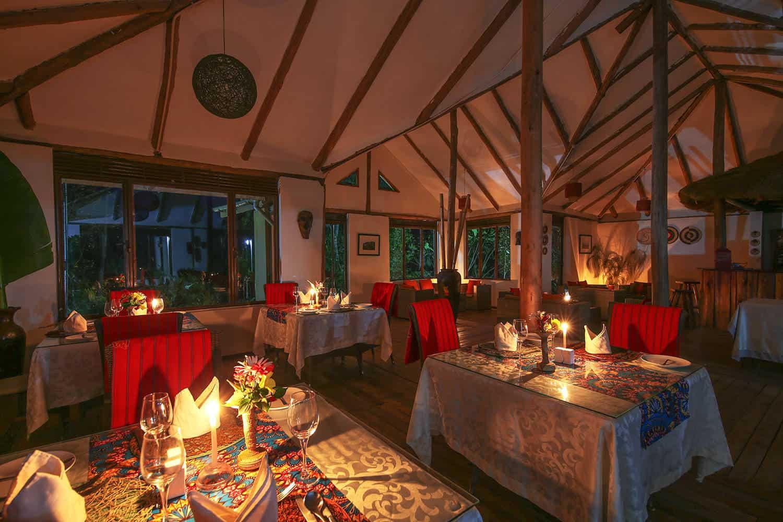 Gorilla Safari Lodge Meals Bwindi Dining