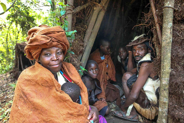 Batwa Tribal Village Tour Of Bwindi & Mgahinga