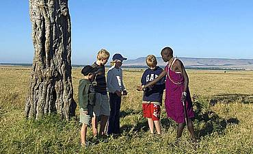 FAMILY SAFARIS IN AFRICA