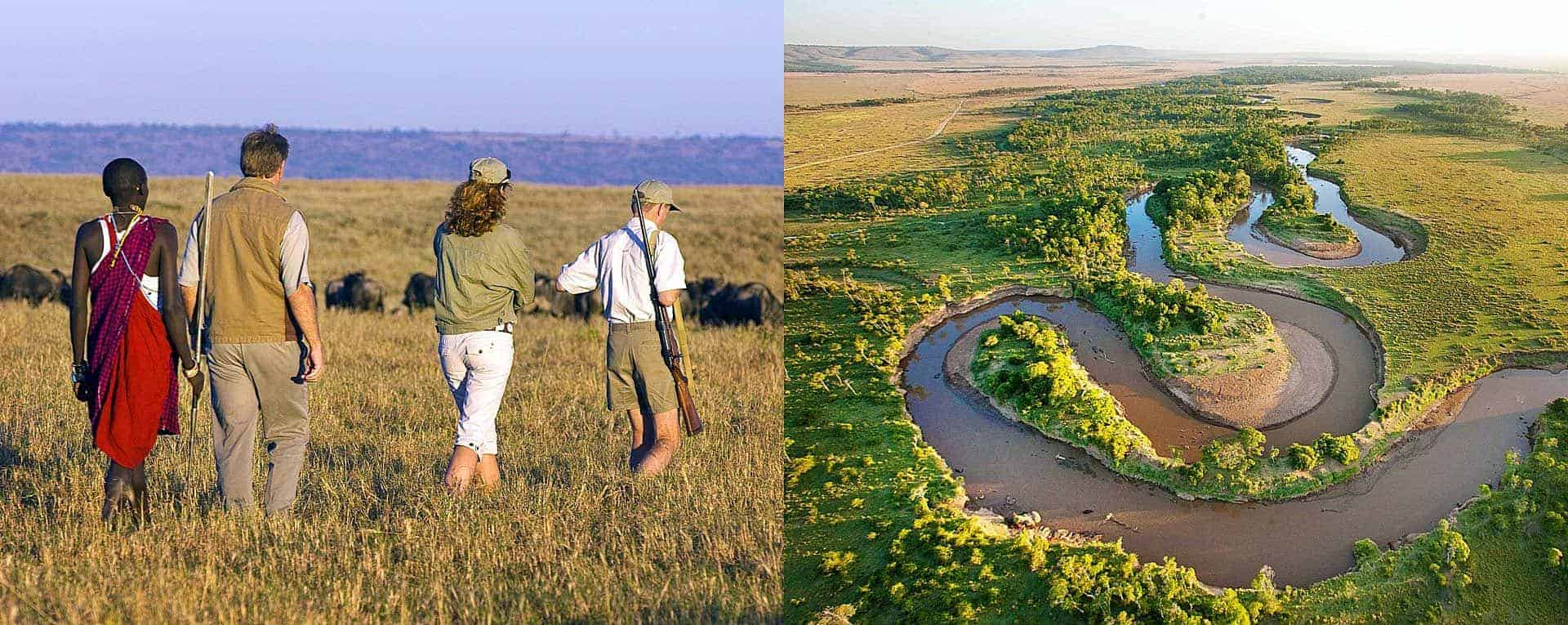 Governors IL Moran Camp Masai Mara Kenya AfricanMecca