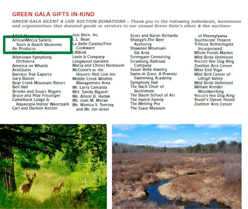 green gala gift africanmecca