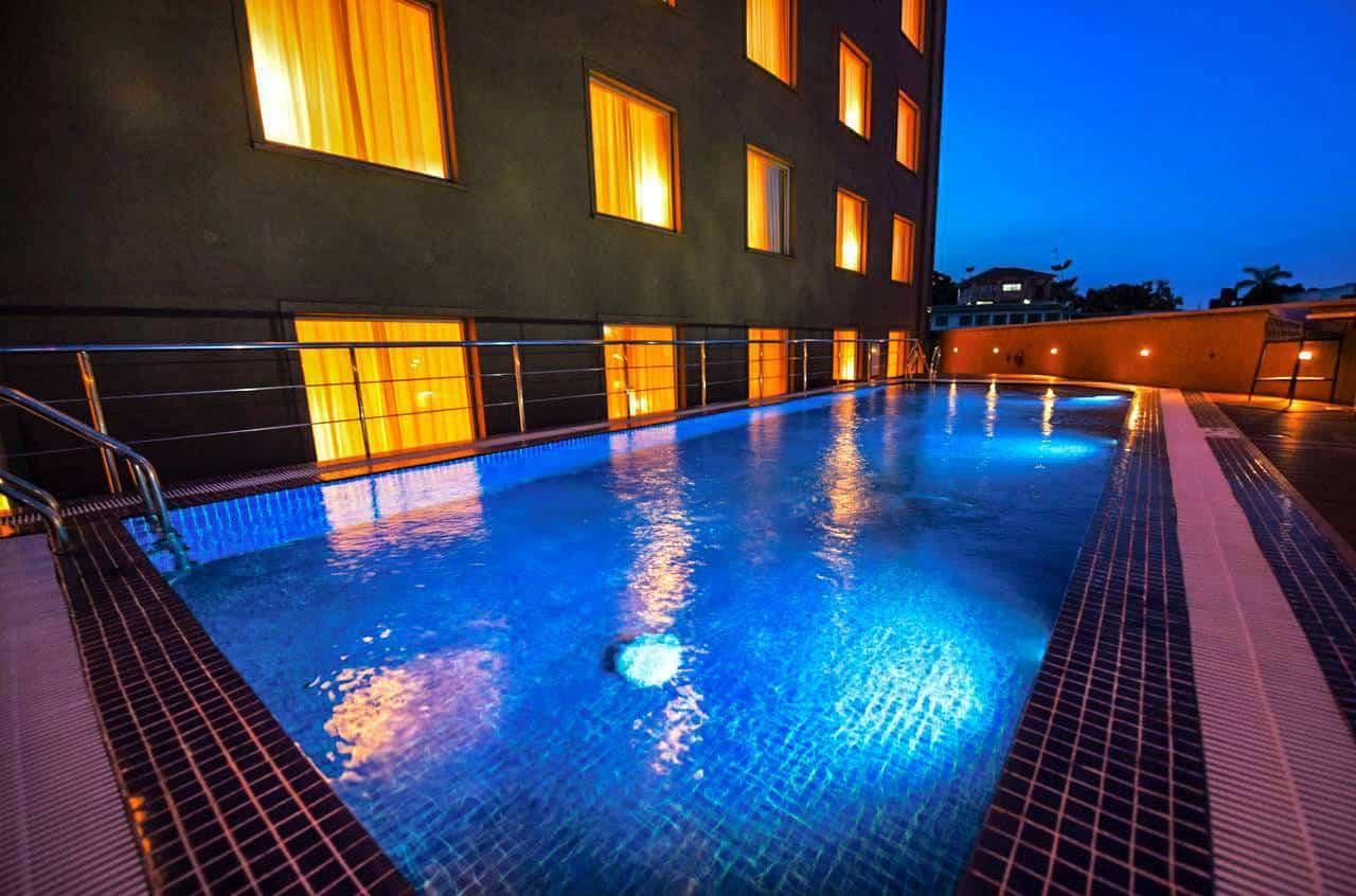 Hilton Garden Inn Kampala Kampala View
