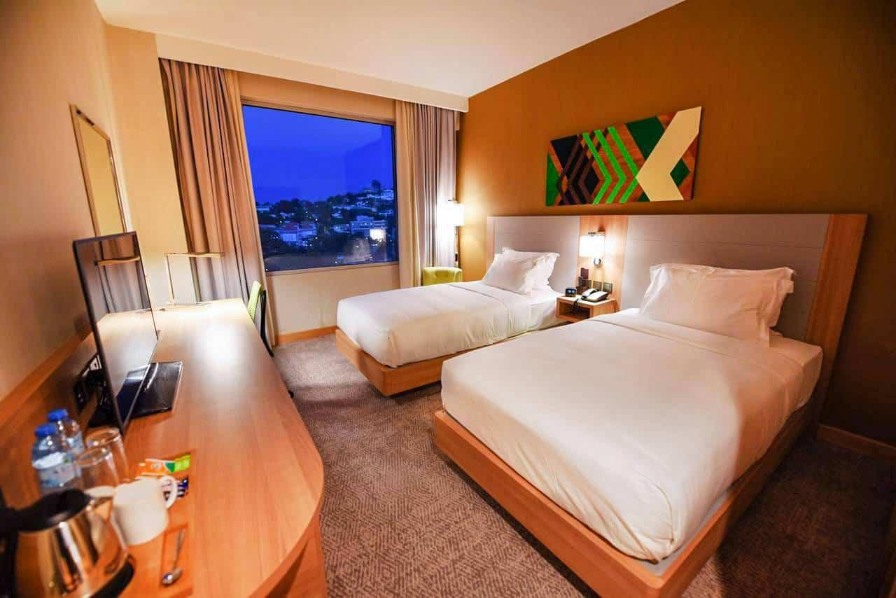 Hilton Garden Inn Kampala Accommodation Kampala