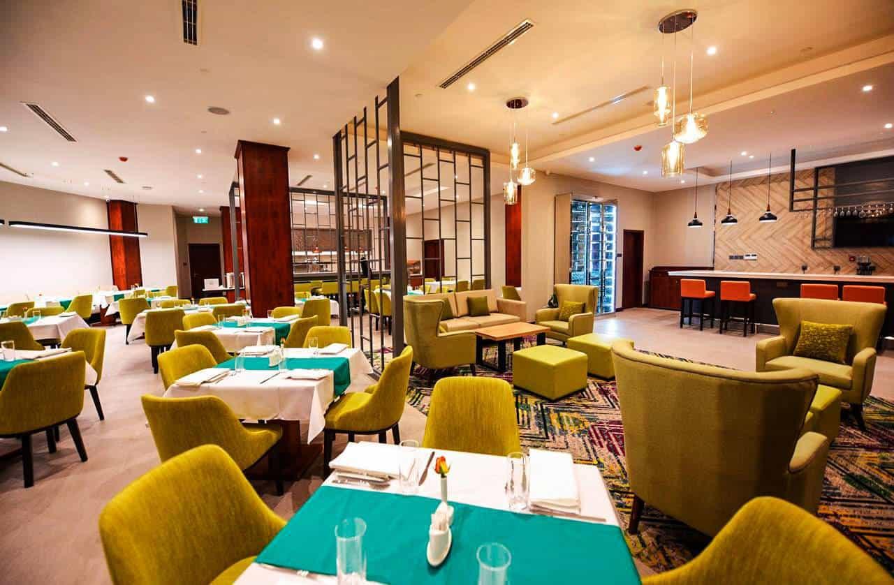 Hilton Garden Inn Kampala Meals Kampala Dining