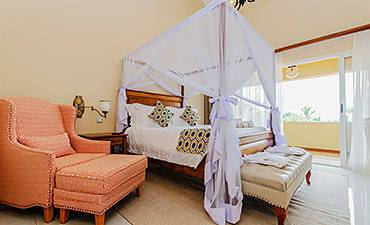WHERE & BEST PLACES TO STAY IN ENTEBBE