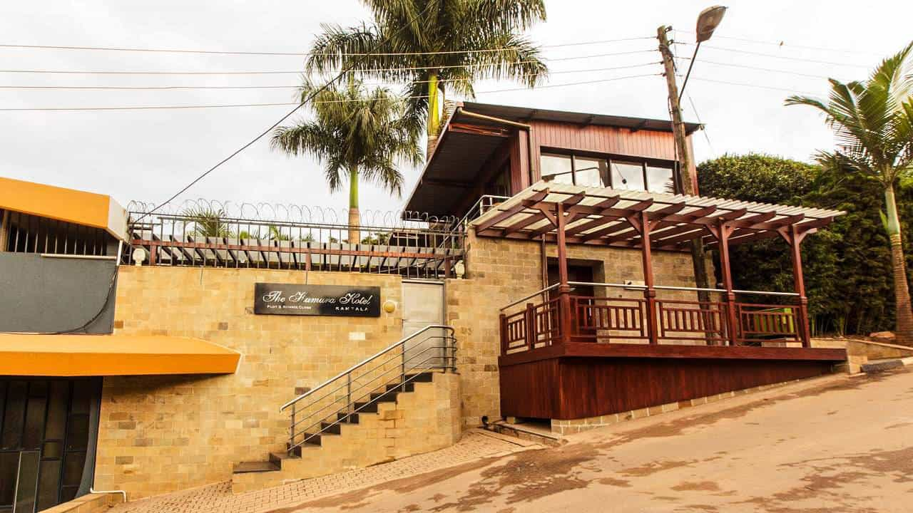 Humura Resorts Kampala View