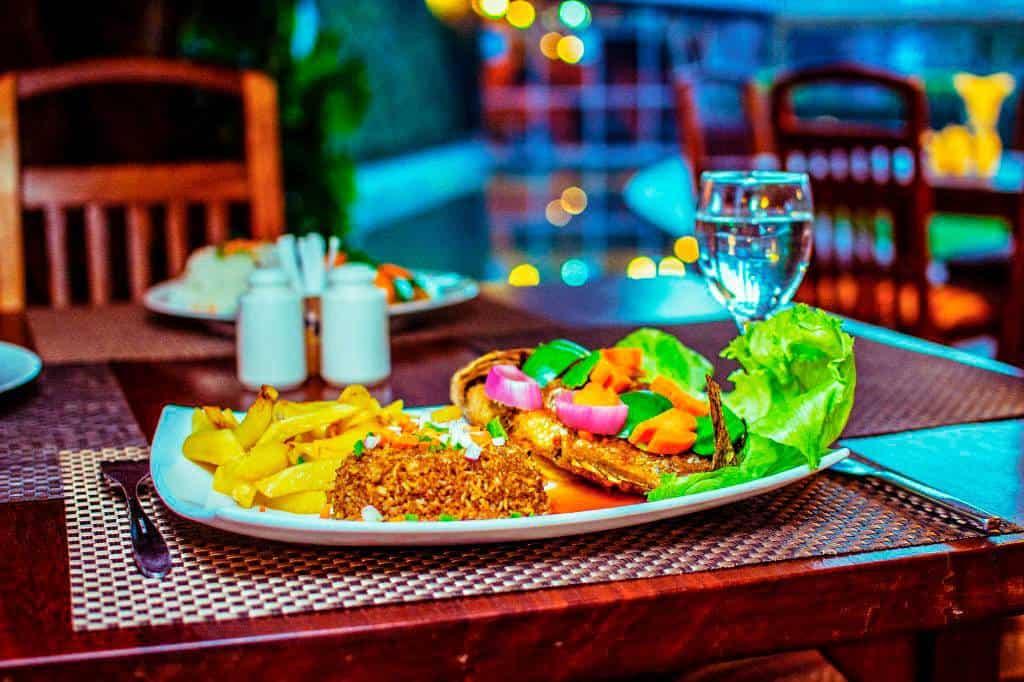 Humura Resorts Meals Kampala Dining