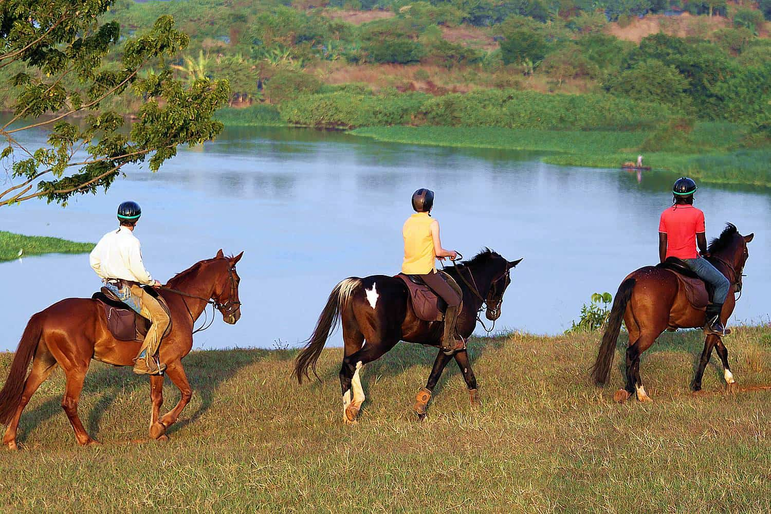 What Are The Experiences In Jinja - Nile River