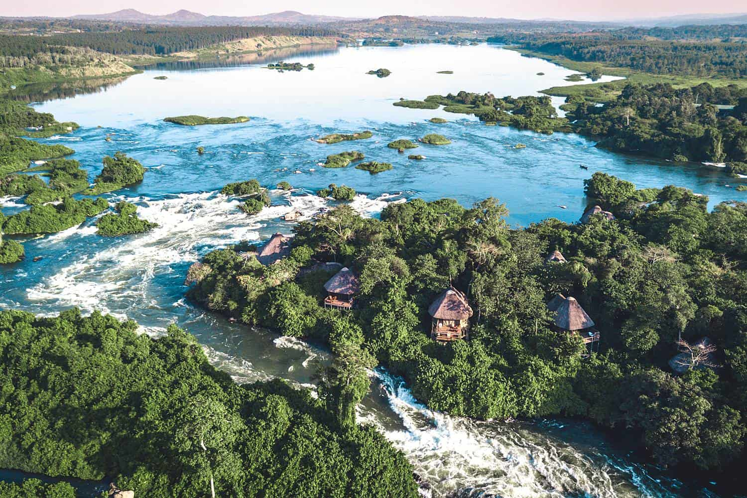 Jinja - Nile River - An Overview