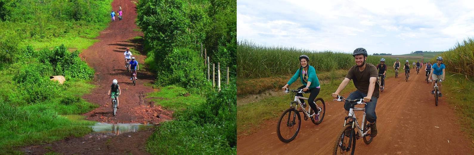 Mountain Biking Trips Around Jinja
