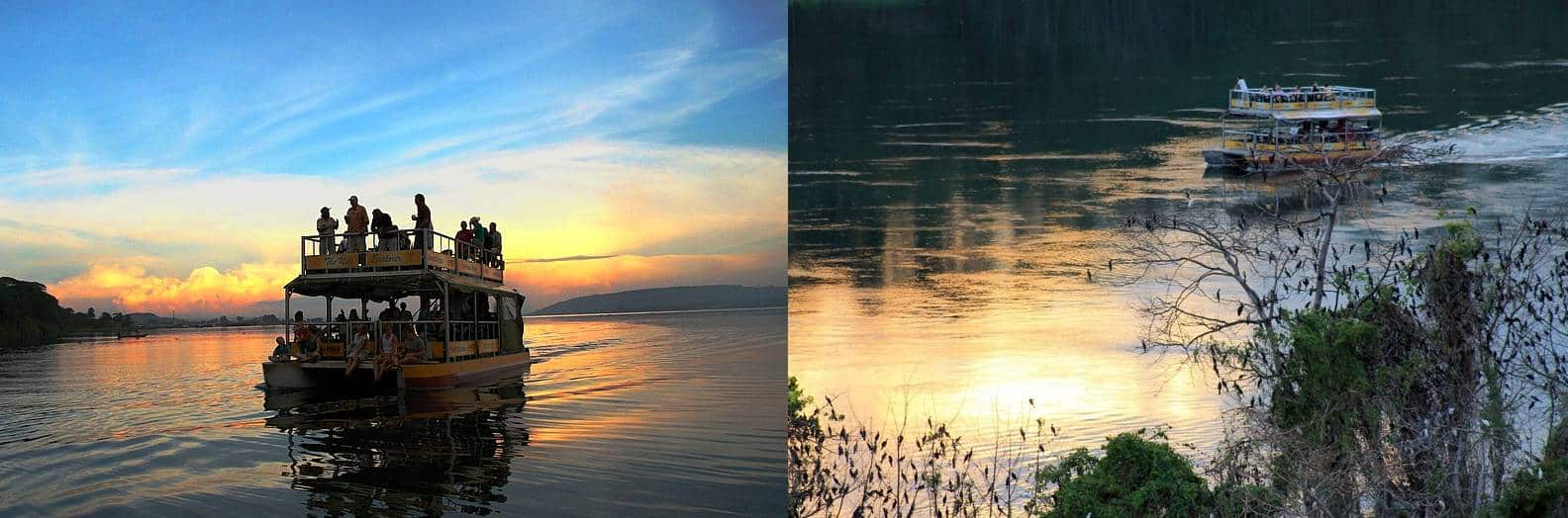 Sunset Cruises On The Nile