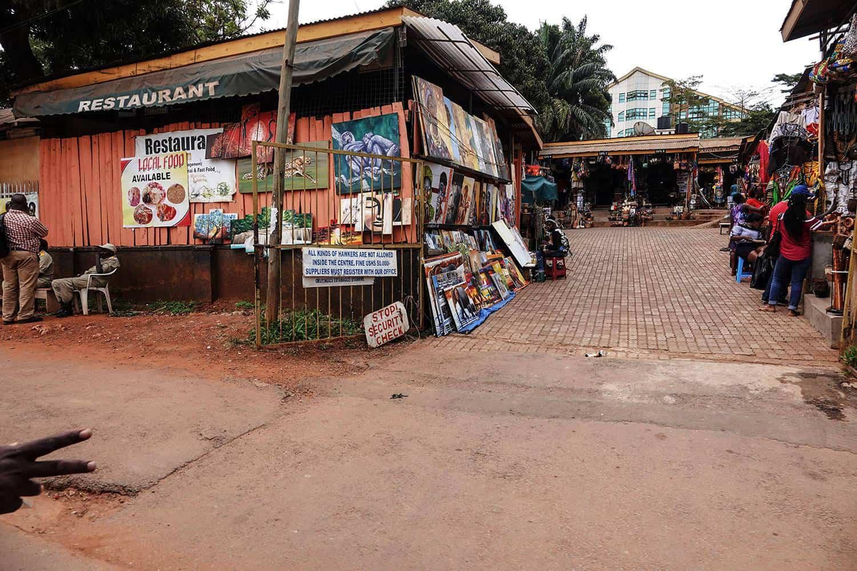 Shop At The Craft Village On Buganda Road
