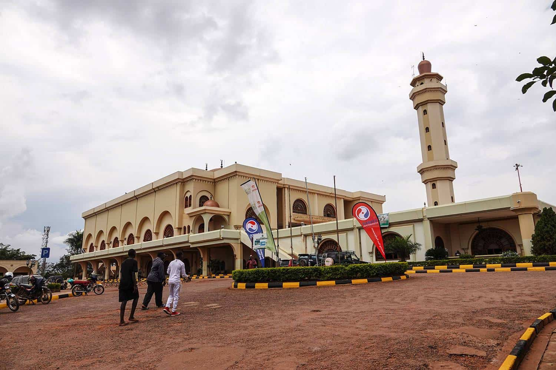 Visit The Uganda National Mosque