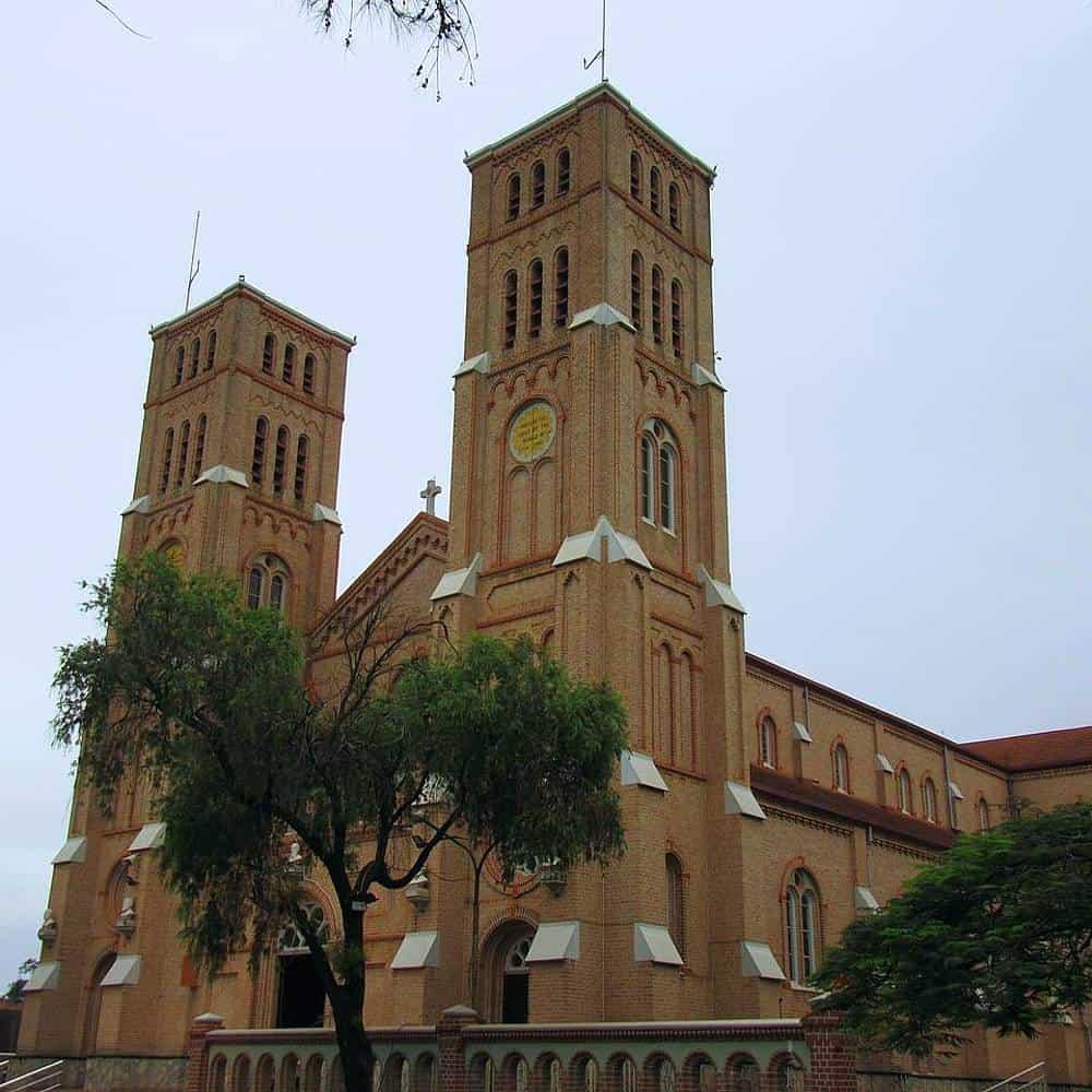 Rubaga Cathedral Viewing