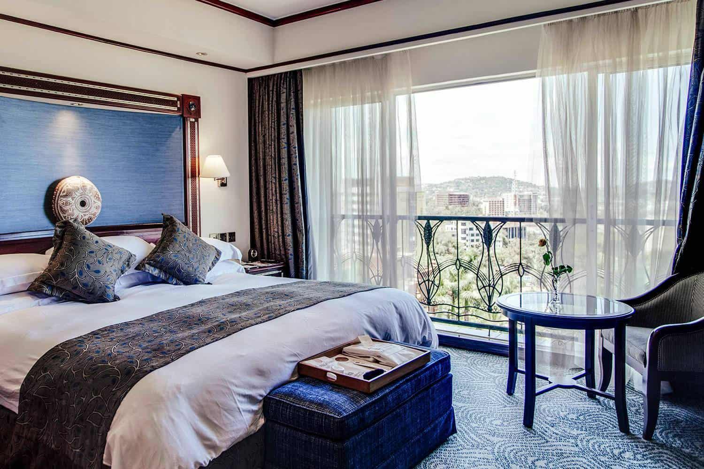 Kampala Serena Hotel Accommodation Kampala
