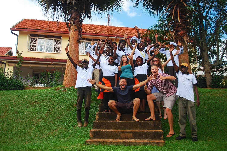 Karibu Entebbe Entebbe View