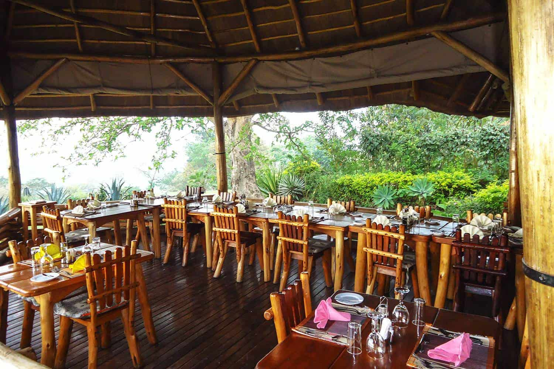 Katara Lodge Meals Queen Elizabeth Dining