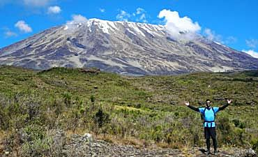 KILIMANJARO CLIMB INTRODUCTION