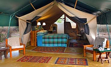 NORTHERN FRONTIER LODGES & CAMPS